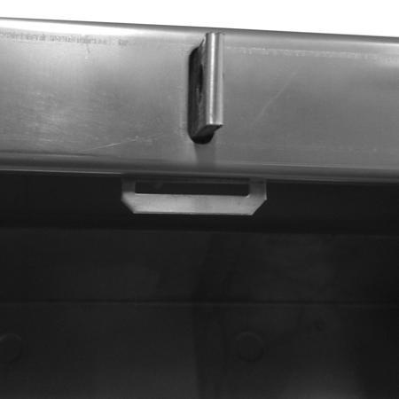 Bau Para Ferramentas em Aço 40x16x11