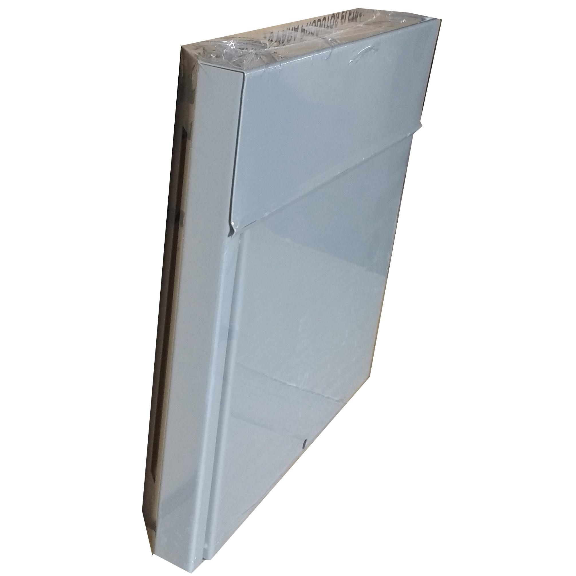 Caixa de Correio Fina Grade Vertical
